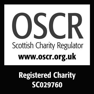 Cycling Scotland OSCR Logo