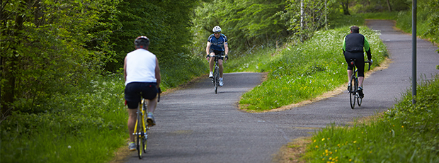 Cycling in older age key to a fitter, healthier life.