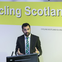 Gallery - cycling scotland conference