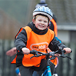 Six steps to delivering Bikeability Scotland in your school