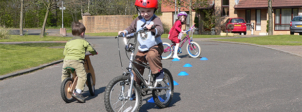Top 3 Cycling Skills Activities for Kids