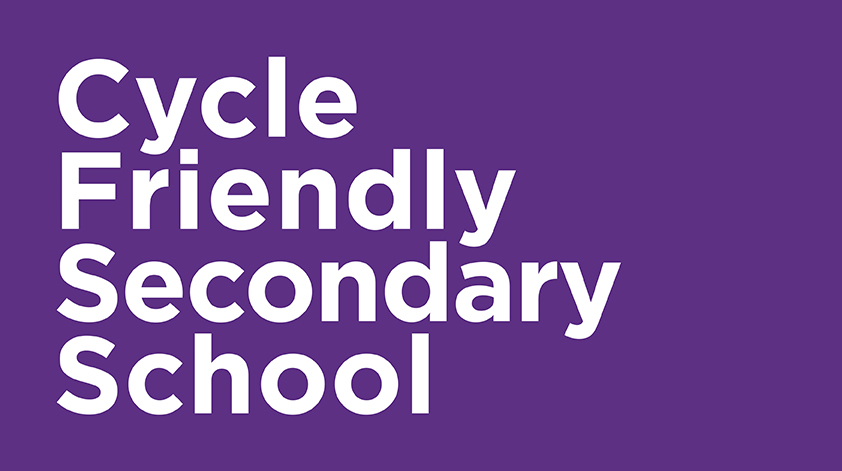 Cycle Friendly Secondary School