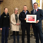 Cycle Friendly GOLD for Clyde Muirshiel Regional Park