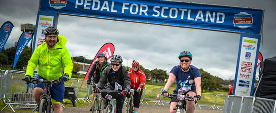 Top tips for a great Pedal for Scotland