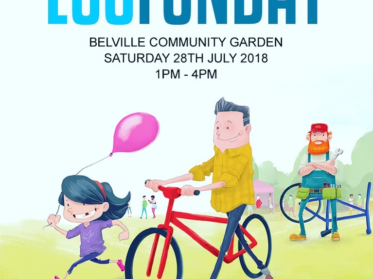 ECO funday (with cycling area)