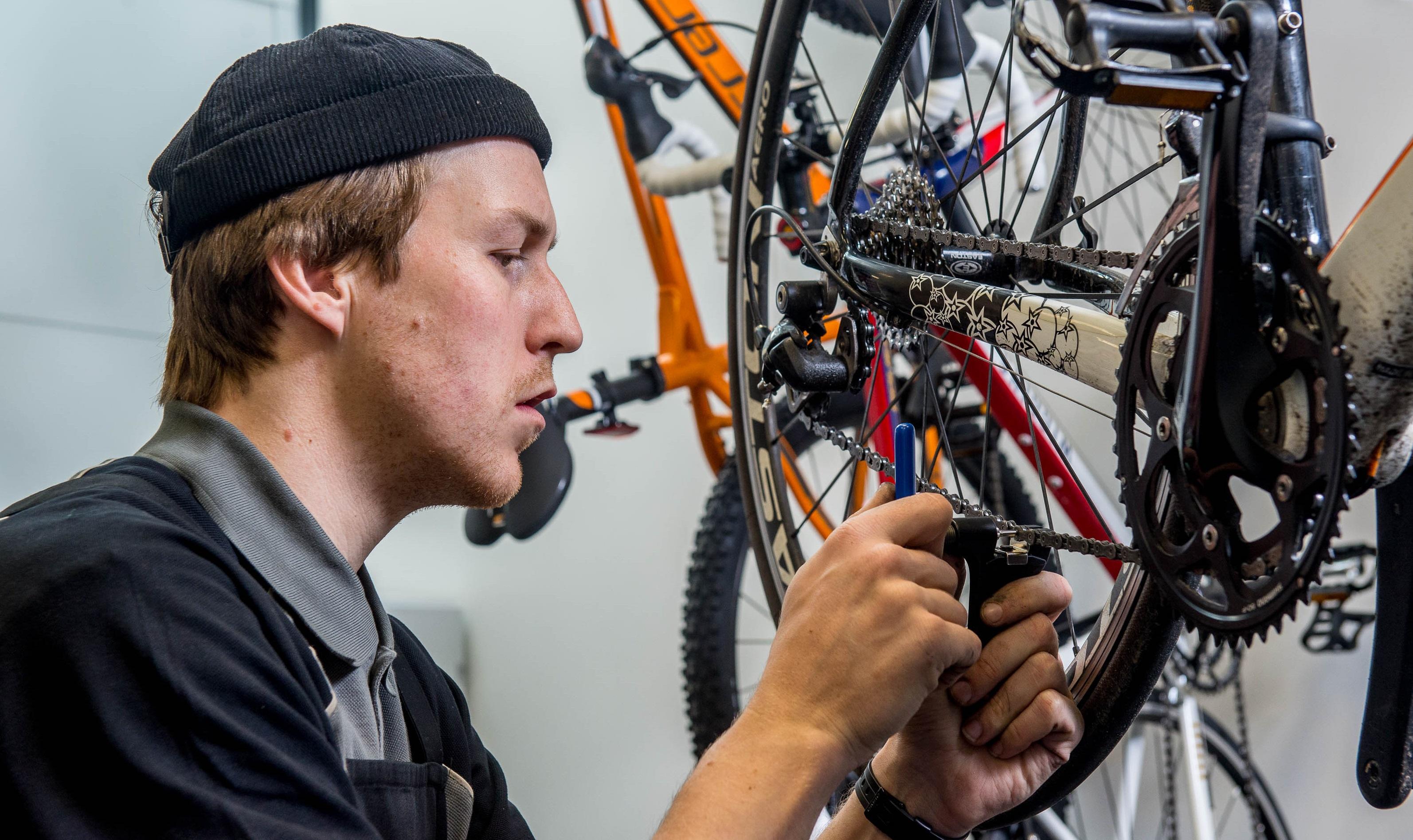 FREE BikeNite Workshop Available