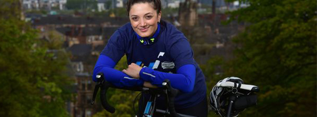 Charline Joiner's Pedal for Scotland on-the-day advice