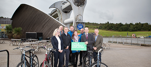 Funding awarded to encourage commuters to get on their bikes
