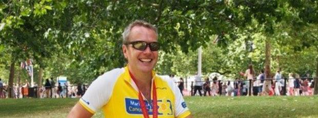 Alistair McLennan (Bikeability volunteer)