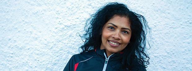 Kiran Gallacher - volunteer