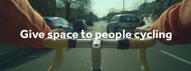 Give space to people cycling