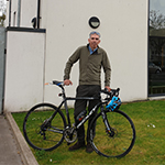 Give space to people cycling: Stephen's story