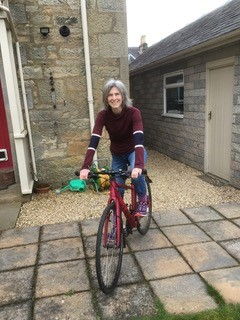 Give space to people cycling: Susan's story