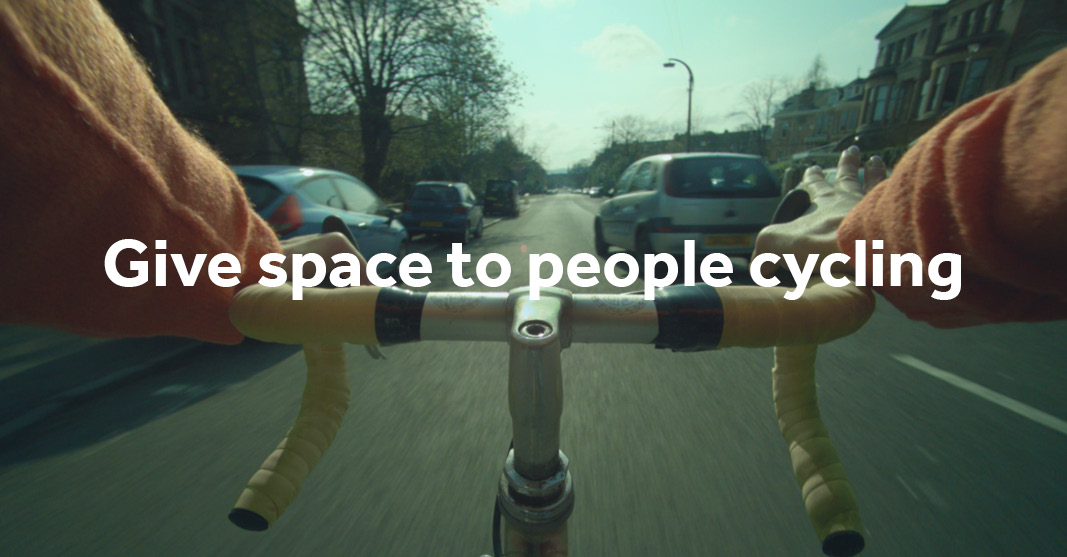 Give Cycle Space