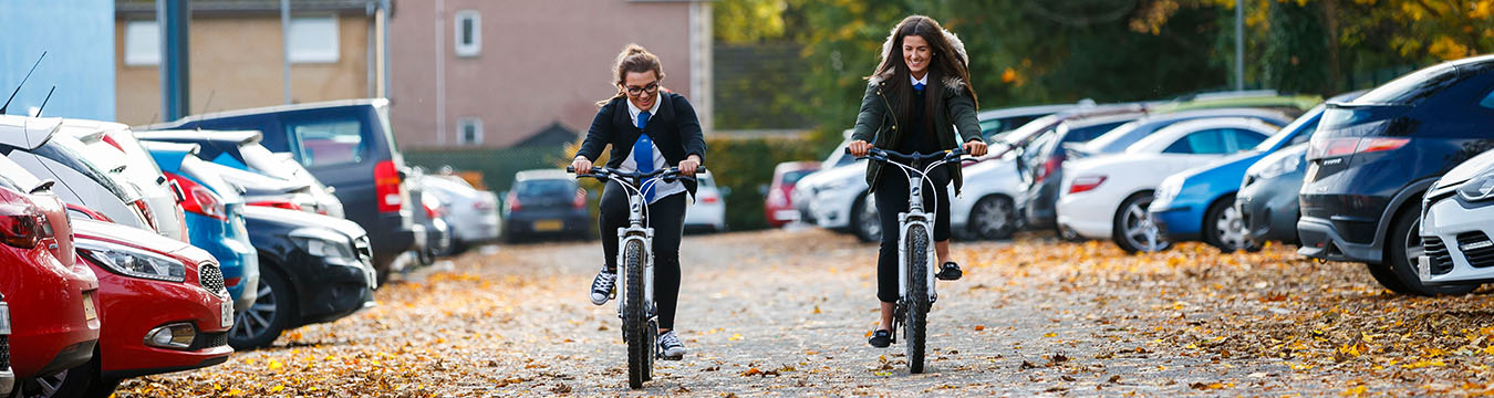 Cycling Friendly Secondary School