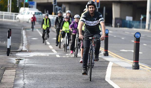 Cycling Friendly Community