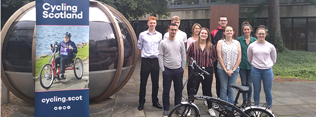 Thirteen campuses working hard to be Cycling Friendly