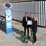 Forth Valley College awarded a Cycling Friendly Campus