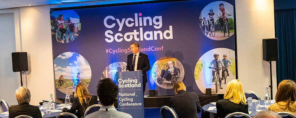 Cycling Scotland conference 2019