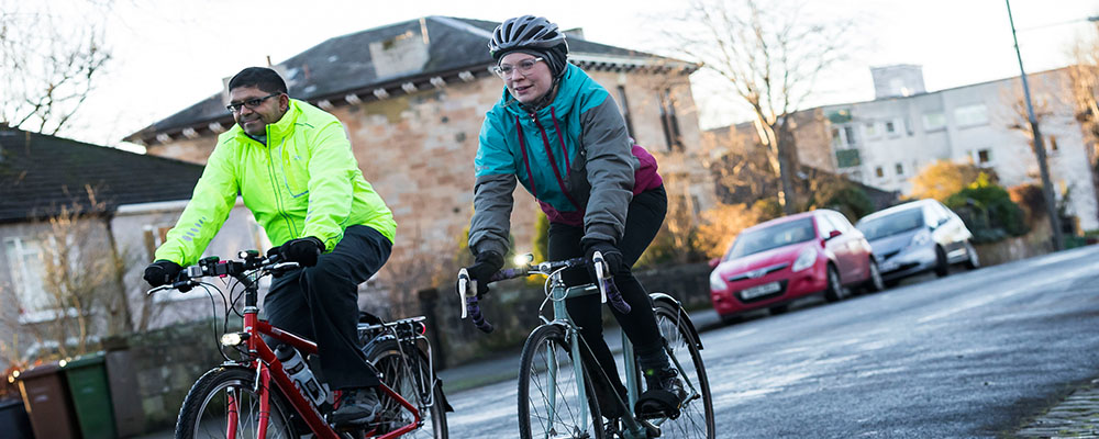 Additional active travel funding for social housing providers