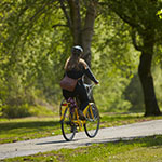Environmental factors increasingly important to people in Scotland, according to new cycling research