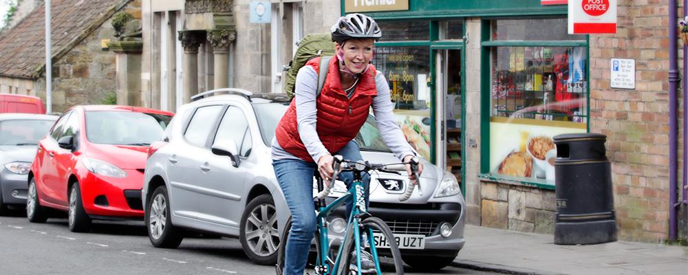 Consultation response - City of Edinburgh Council City Mobility Plan