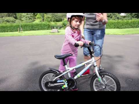 Play on Pedals: Chapter 3, Bike skills