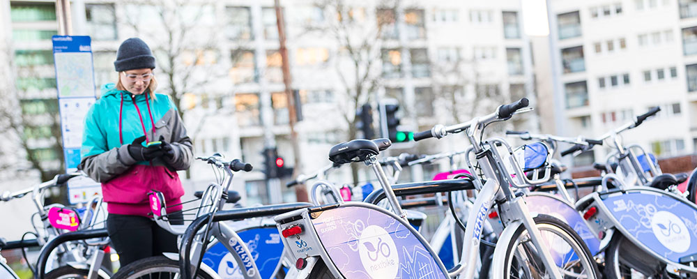 Access to bikes report - executive summary
