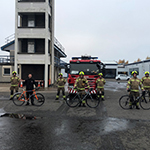 Cycling Friendly guest blog: Scottish Fire & Rescue Service